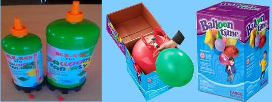 consumo de helio